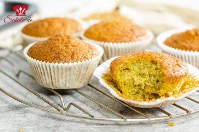 Low Carb Muffins – Grundrezept