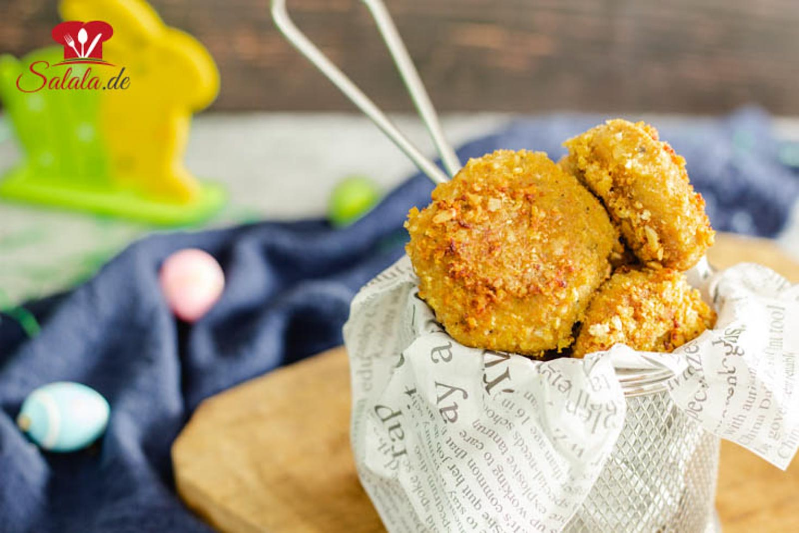 Chicken Nuggets mit LC Panade – Osterprojekt 2020
