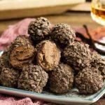 Rumkugeln ohne Zucker Low Carb und Keto Rezept