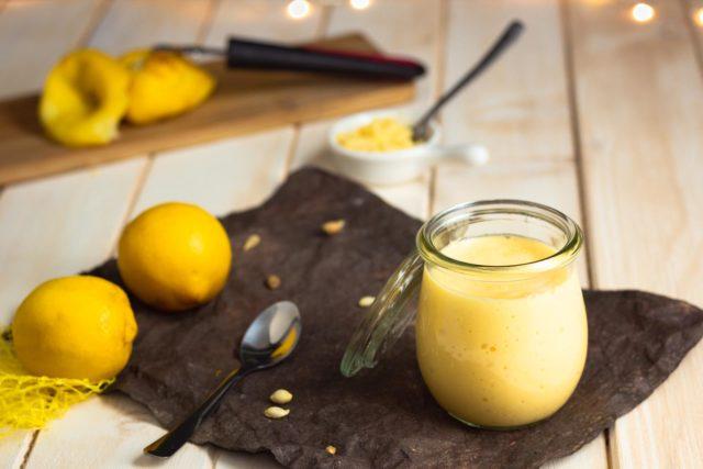 Lemon Curd mit Erythrit selber machen | Keto Rezept