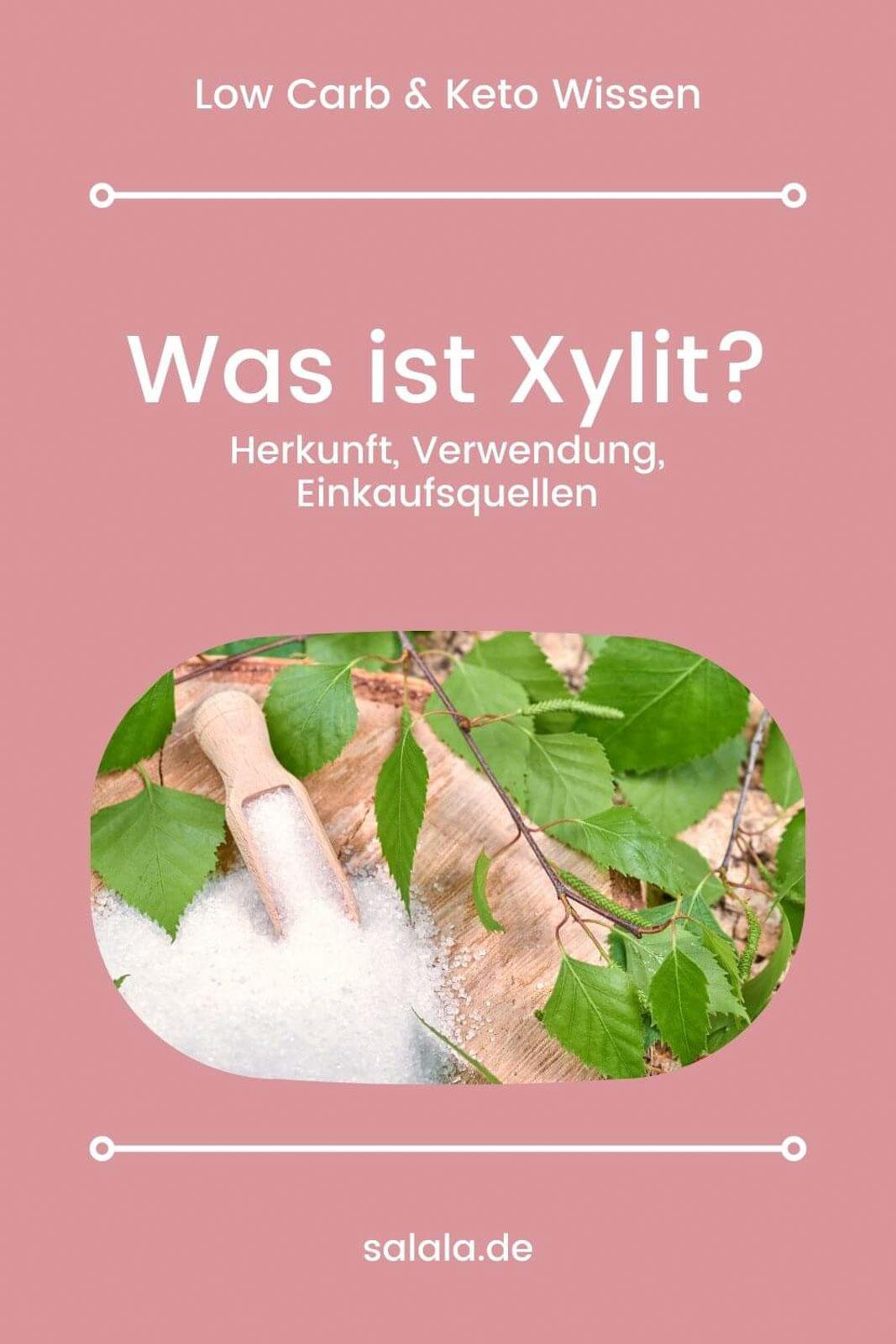 Was ist Xylit - Herkunft Verwendung Einkausquellen