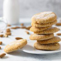Snickerdoodles ohne Zuckerer