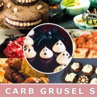 7 leckere Halloween Rezepte für eine Low Carb Gruselparty